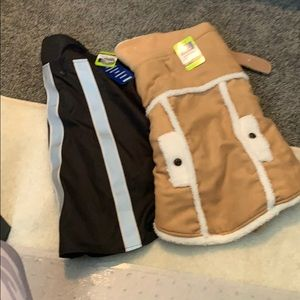 2 NWT XL dog vests